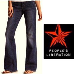 People's Liberation Sienna Wide Leg LONG